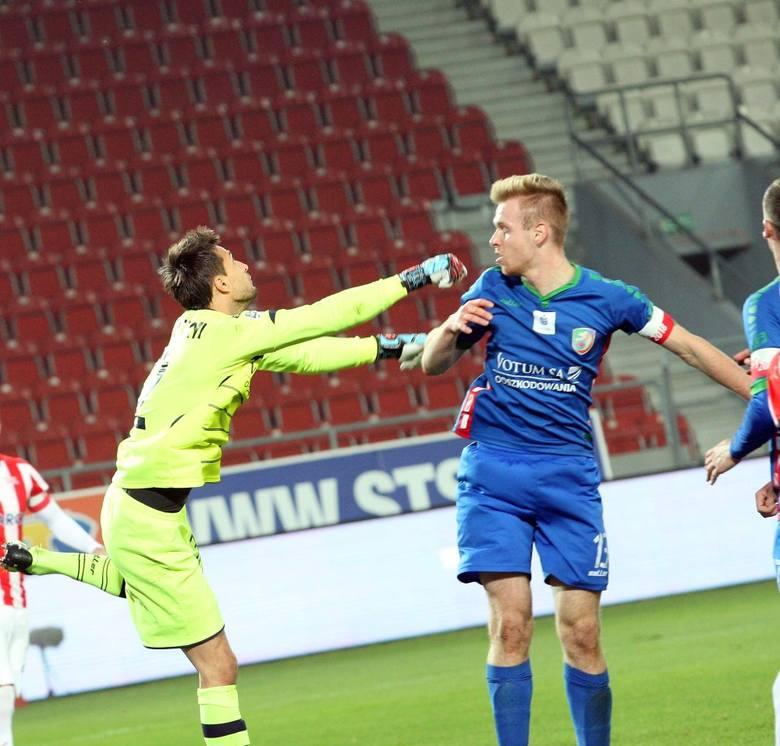 Zdjęcia z meczu Cracovia - Miedź Legnica 0:0 [GALERIA]