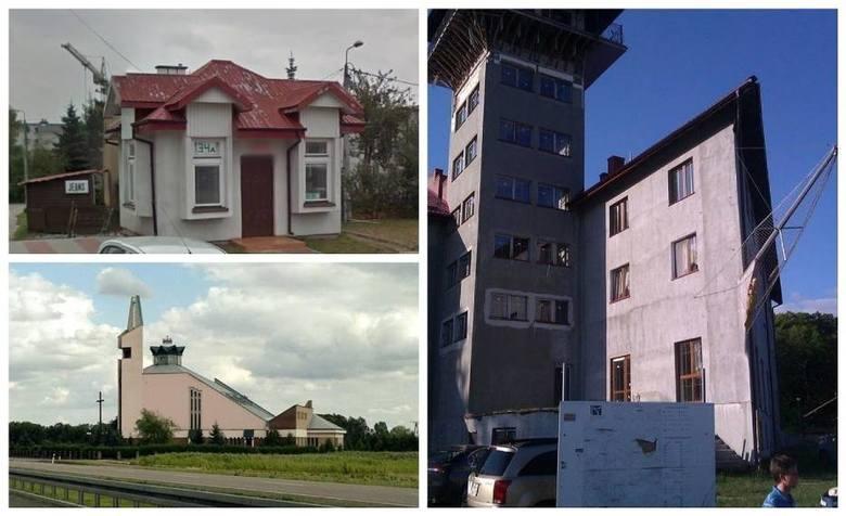 Architekt płakał jak projektował. Zobaczcie zestawienie najbrzydszych i najdziwniejszych budynków w Białymstoku i województwie podlaskim zgromadzone