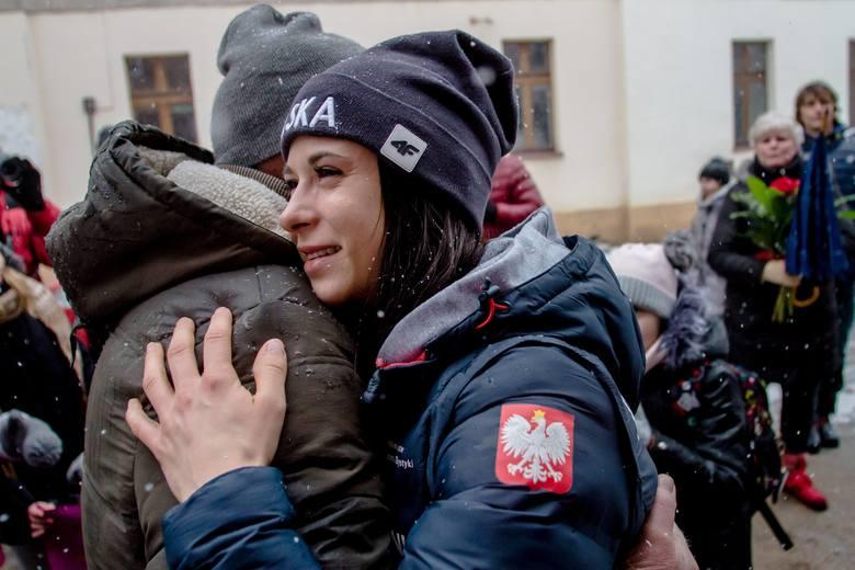 Kamila Żuk - upadła, była wściekła, ale i tak została wicemistrzynią świata juniorek w biathlonie