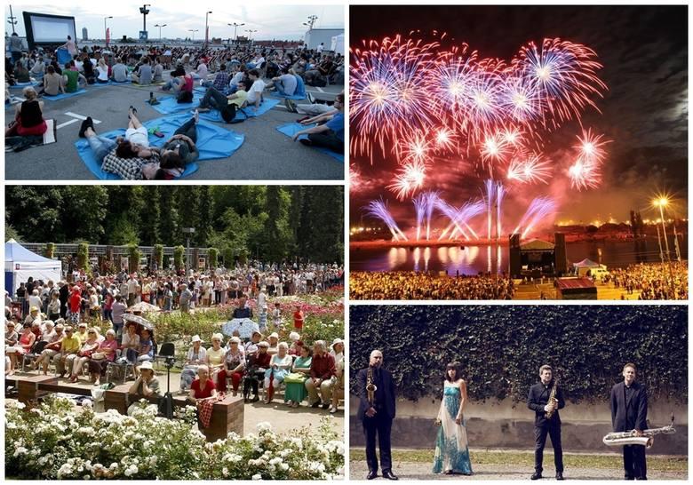 W ten weekend czeka nas jedna z najbardziej wyczekiwanych przez mieszkańców imprez - Pyromagic. Oprócz tego ciekawe koncerty i wystawy.Szczegóły na kolejnych