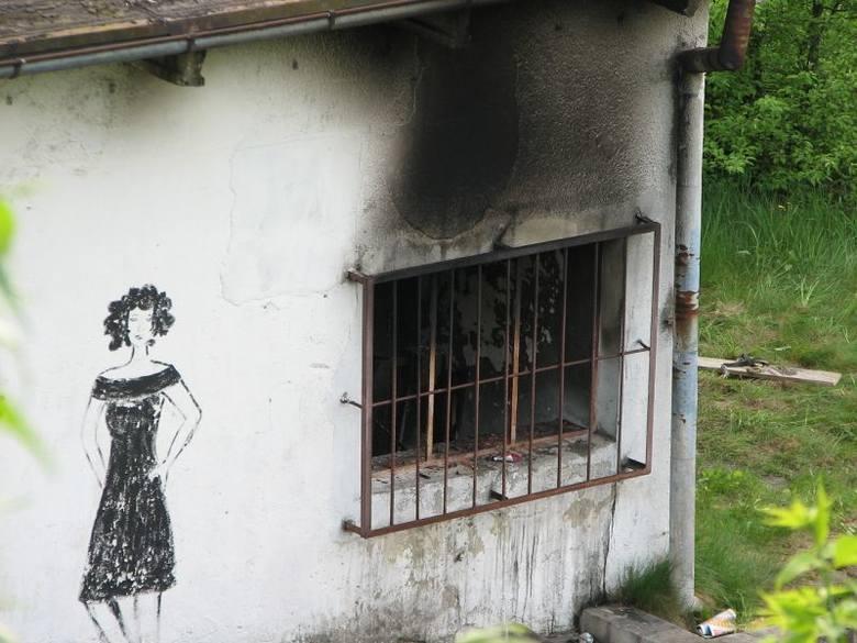 Seria pożarów w Bielsku Podlaskim