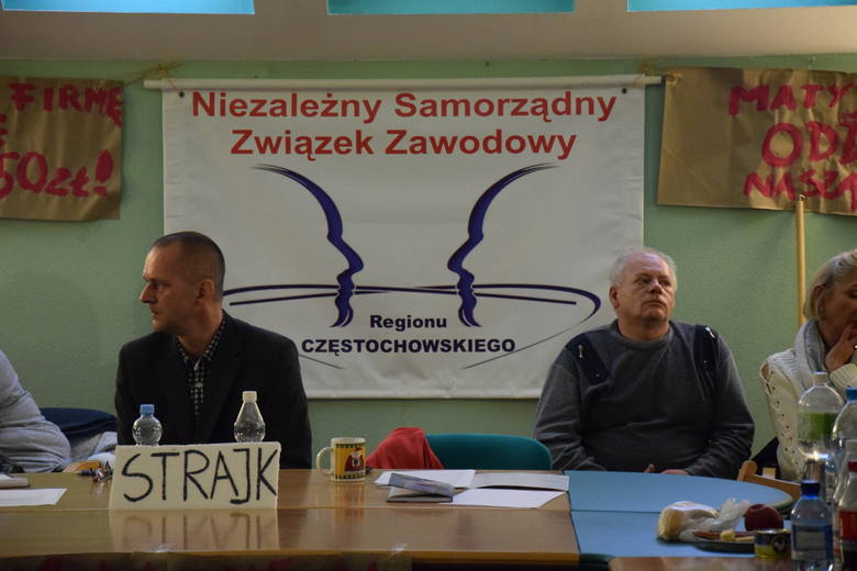 Pracownicy DPS w Częstochowie chcą podwyżki. Strajk zawiesili, ale...