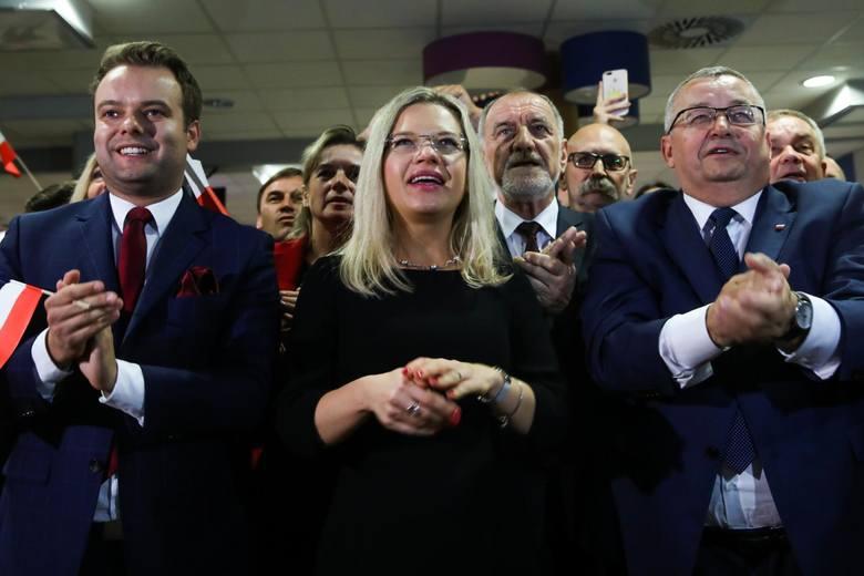 Wyniki wyborów w Krakowie 2019 PKW