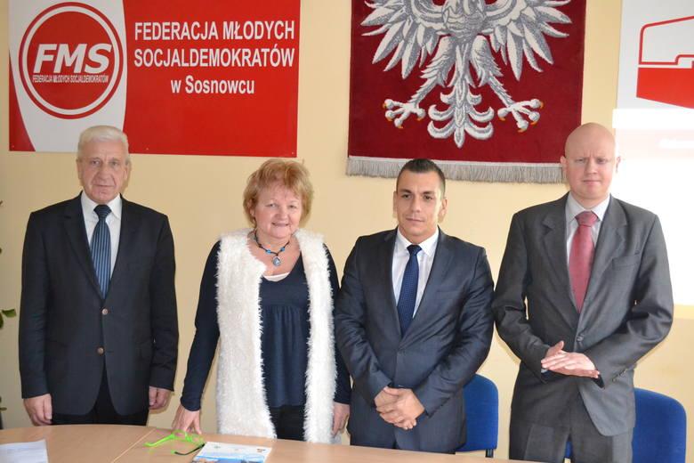 Sosnowiec: Kazimierz Górski nie jest już szefem klubu radnych SLD. A kto?