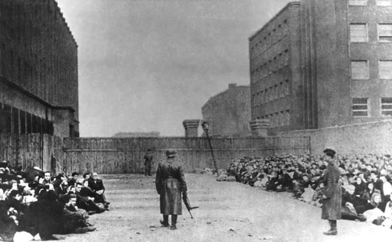 Powstanie w getcie warszawskim. Chcieli ratować ludzką godność [ZDJĘCIA ARCHIWALNE]