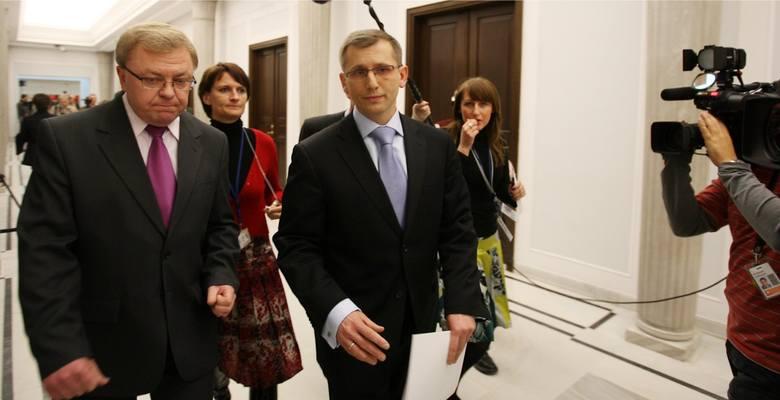 Misiewicz był kiedyś asystentem Macierewicza, dzisiaj jest ważną osobą w MON