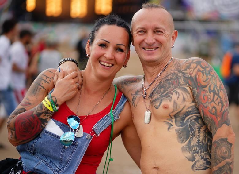 Przystanek Woodstock 2019 - a w zasadzie Pol'and'Rock Festival, gdyż tak impreza nazywa się od zeszłego roku - trwa w najlepsze. Zabawa w Kostrzynie