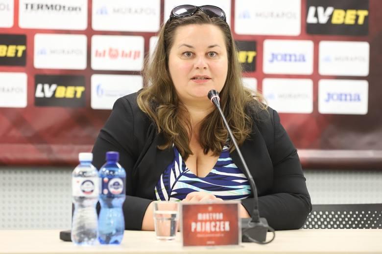 Rządząca Widzewem Martyna Pajączek przestała być prezesem!
