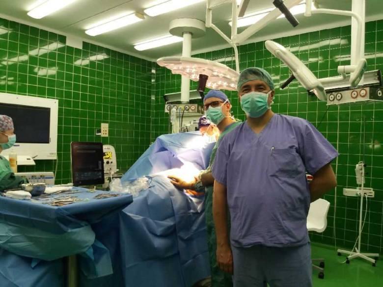 W poniedziałek w Szpitalu Uniwersyteckim w Zielonej Górze odbył się pierwszy zabieg oszczędzającego usunięcia guza piersi z zastosowaniem nowoczesnej metody magnetycznej