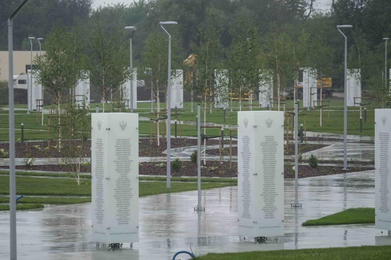 """W sobotę otwarcie Parku Pamięci """"Zachowali się jak trzeba"""""""