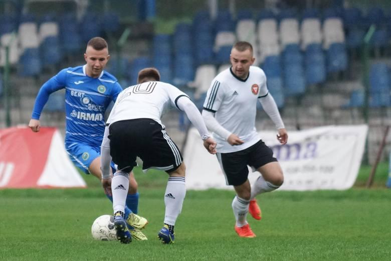 PIŁKARSKIE ARCHIWUM. Ostatni ligowy dwumecz Garbarni Kraków z Hutnikiem Kraków - III liga, sezon 2015/2016: [ZDJĘCIA]