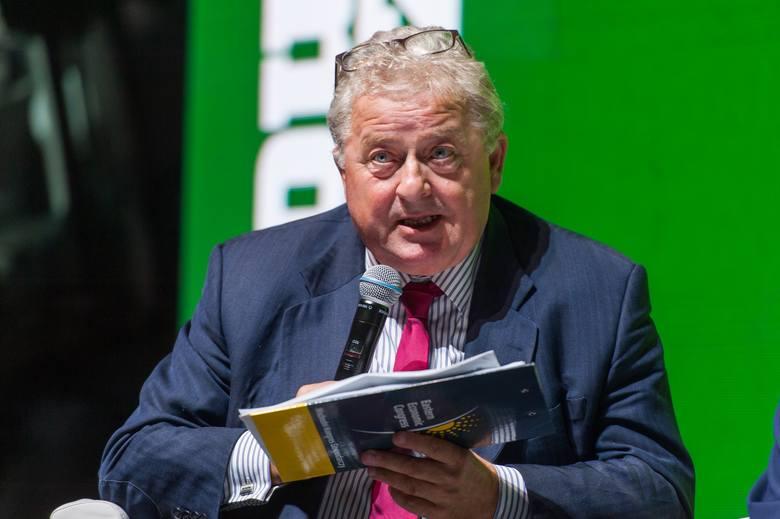 Czesław Siekierski podczas V Forum Rolniczego w Bydgoszczy