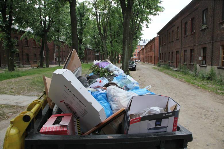 W Łodzi od grudnia drastycznie mają wzrosnąć opłaty za odbiór śmieci