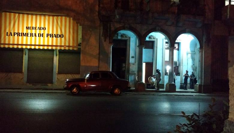 Prywatka sylwestrowa przy Prado