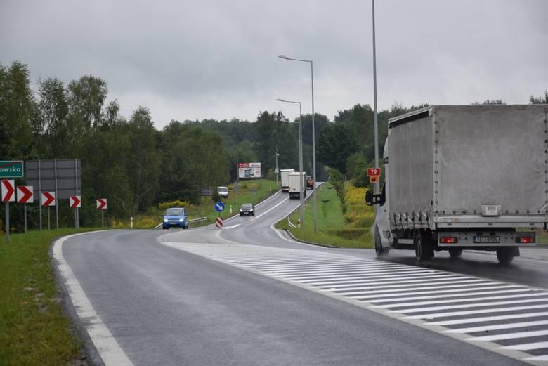 Nowy szlak wojewódzki prowadząca od drogi krajowej 79 do autostrady w Runie ma przebiegać przy granicy Woli Filipowskiej i sięgać Puszczy Dulowskiej