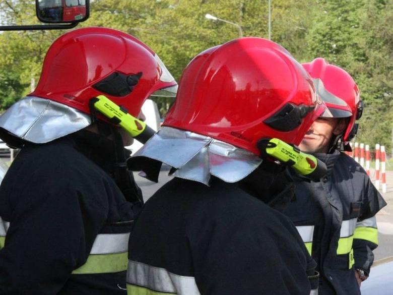 97 proc. Polaków ma zaufanie do straży pożarnej. Bardzo wysoko odeniamy też pracę strażaków (dane)