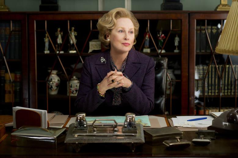 """Meryl Streep w filmie """"Żelazna Dama"""" (2011)"""