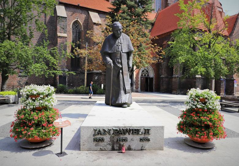 Dzięki nowej inicjatywie brzeżanie i turyści mogą w przystępny sposób poznać historię pomnika wybitnego Polaka oraz okolicznego kościoła.