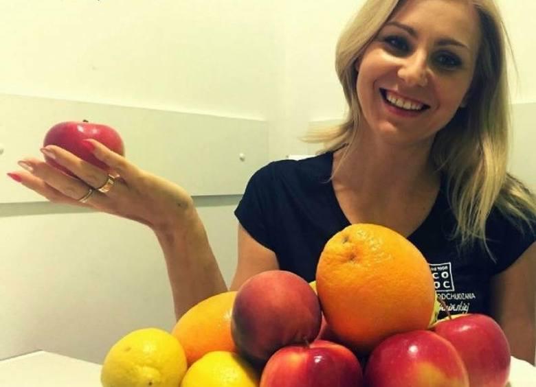 Olga Chaińska zachęca, by warzywa włączać do każdego posiłku
