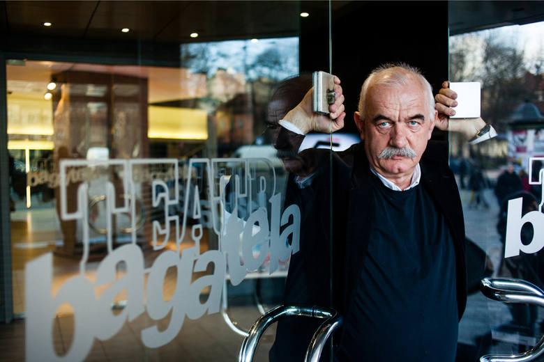Oskarżony o molestowanie dyrektor Henryk Jacek Schoen kieruje Bagatelą od 1999 roku