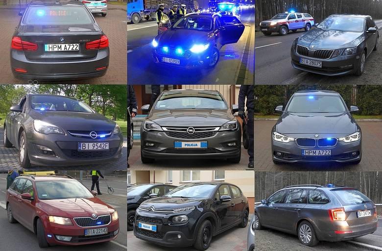Na drogi Białegostoku i powiatu białostockiego wyjechały ostatnio nowe nieoznakowane radiowozy policji. Zobacz, na jakie auta trzeba uważać! Znajdziesz