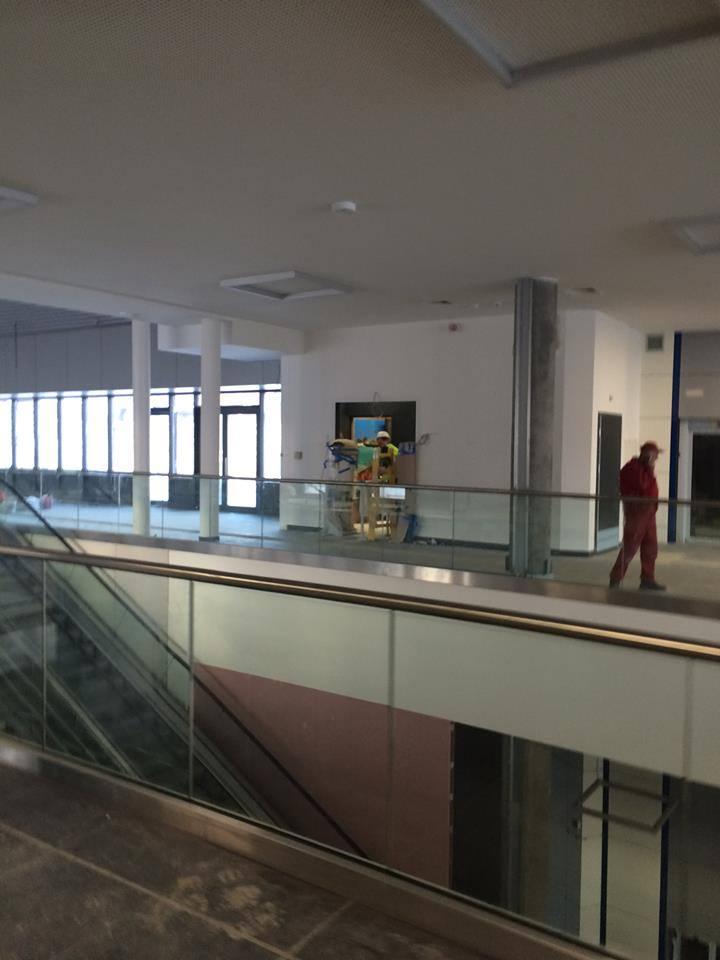 Przebudowa dworca PKP w Szczecinie
