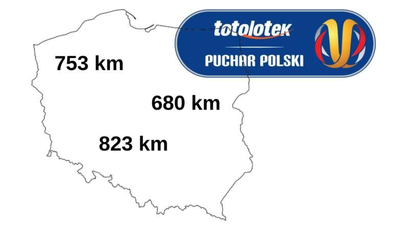 W I rundzie nowej edycji Totolotek Pucharu Polski los nie był łaskawy m.in. dla Pogoni Szczecin i Stali Stalowa Wola. Co prawda, te zespoły nie wylosowały