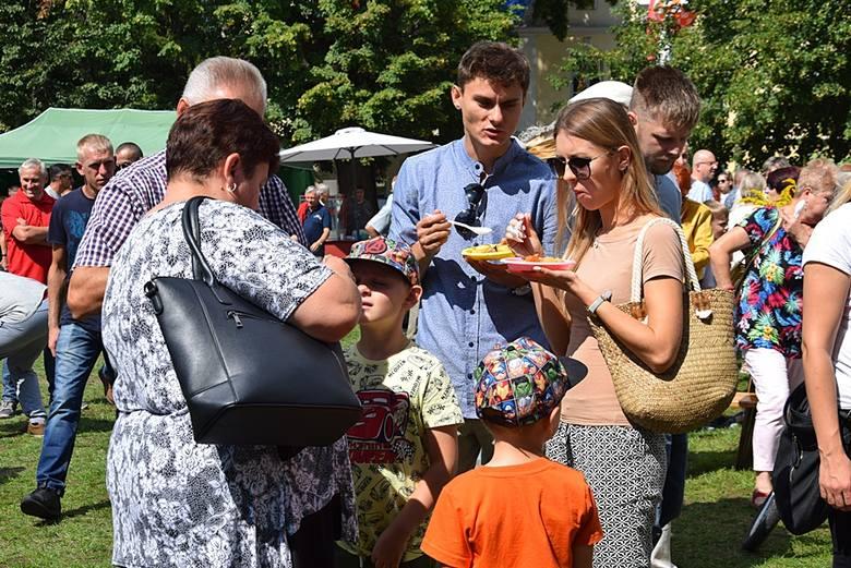 Święto plonów w Nałęczowie. Zobacz zdjęcia z wydarzenia