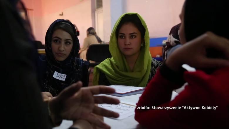 Monika Sobańska szkoli kobiety w sprawach równouprawnienia na całym świecie
