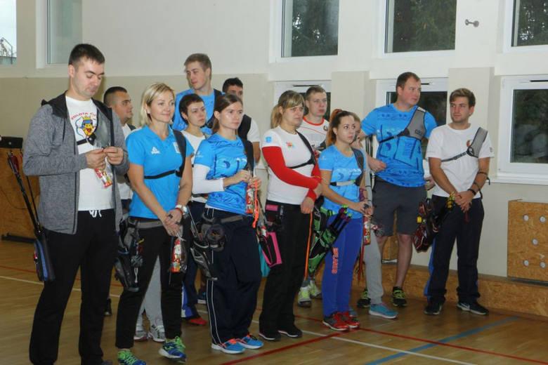 W hali Stelli Kielce odbyły się ciekawe zawody łucznicze. Rywalizowali zawodnicy z Polski i zagranicy.