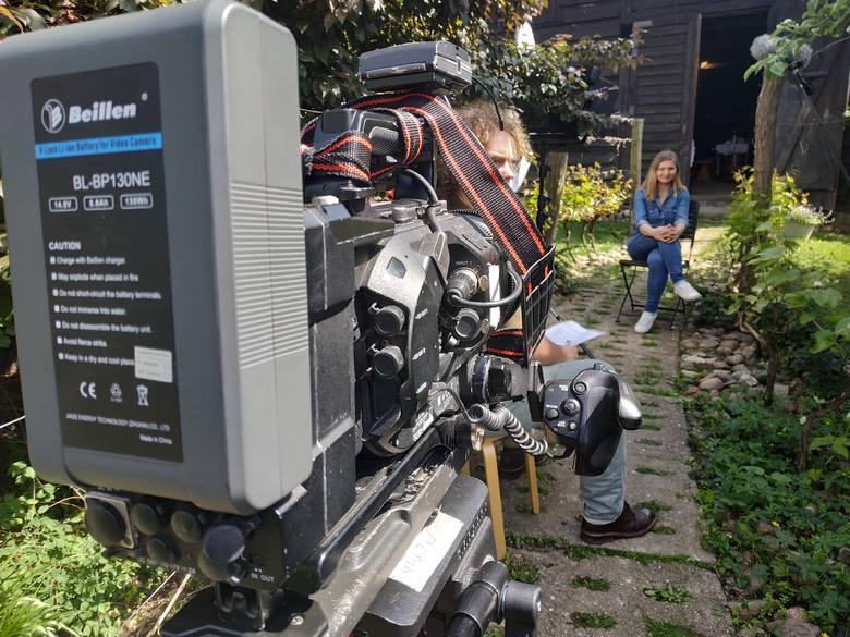Przygotowując film Polska Toskania tym razem odwiedziliśmy z kamerą Starą Wieś
