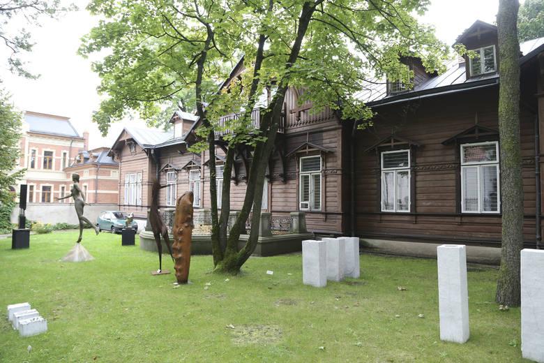 Willa generała Driesena, obecnie Muzeum Rzeźby Alfonsa Karnego w Białymstoku