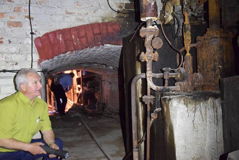 """Maszyny parowe z kopalni """"Ignacy"""" były jak kobiety. I znów będą śpiewać"""