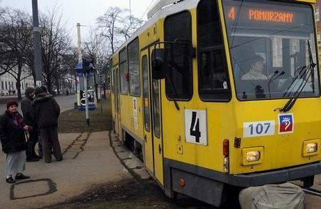 W używanych tramwajach będzie monitoring