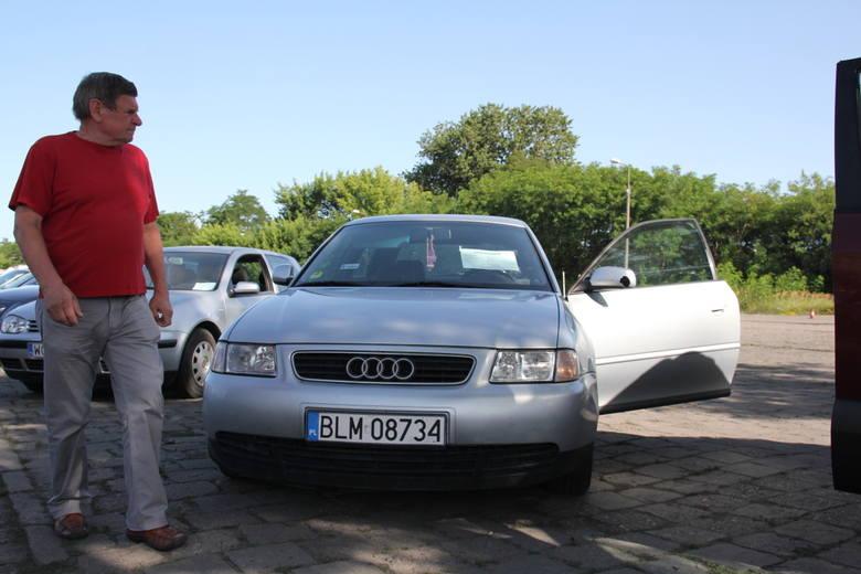 Audi A3, rok 1998, 1,9 diesel, cena 3950 zł