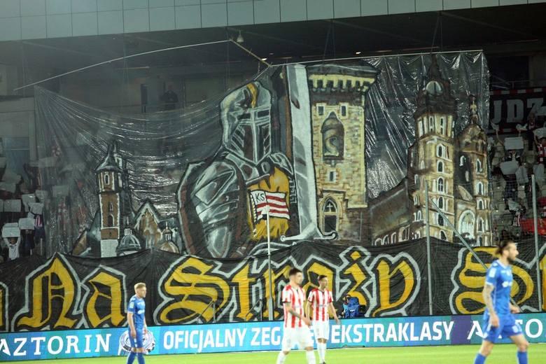 Zdjęcia z meczu Cracovia - Lech Poznań 1:0 [GALERIA]
