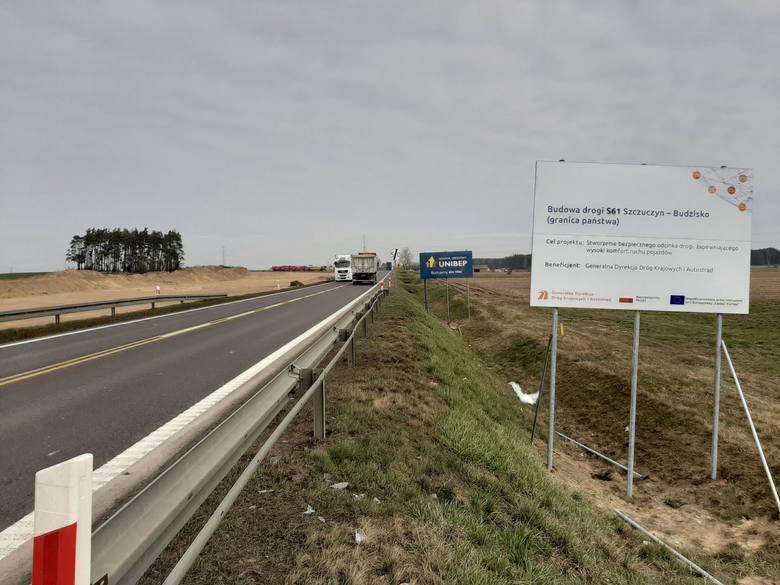 Budowa dróg w Polsce oraz w woj. podlaskim w roku 2020 została dostosowana do sytuacji rynkowej. Nie było dużej ilości ogłaszanych przetargów. My wybraliśmy