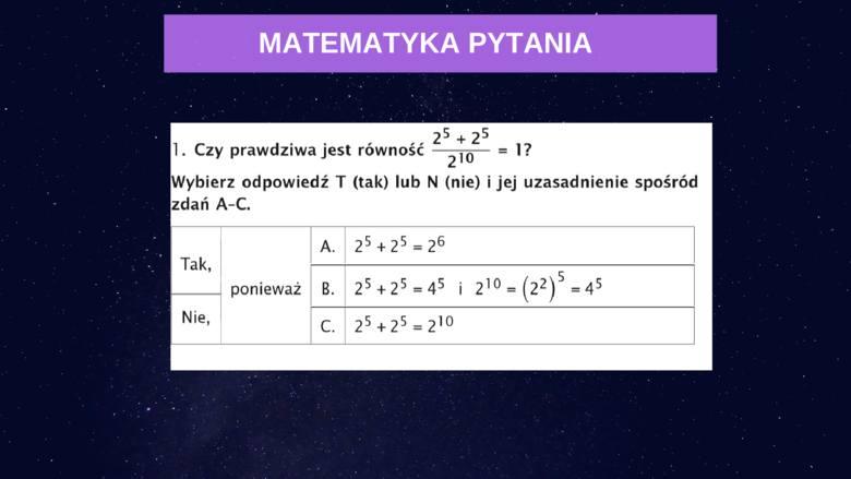 Egzamin ósmoklasisty 2019. [3.11] Matematyka - test próbny ósmoklasisty z Gdańskim Wydawnictwem Oświatowym