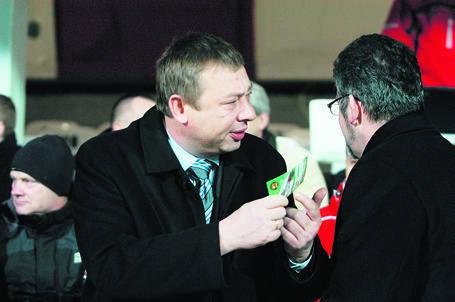 Daniel Goszczyński odszedł z ŁKS dwa lata temu.