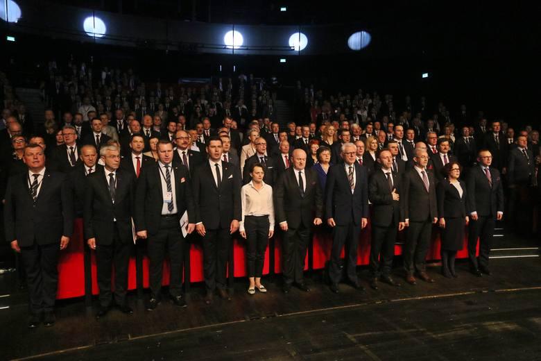 Forum Samorządowe w Lublinie. Premier nie przyjechał, a politycy PO i PSL nie przyszli