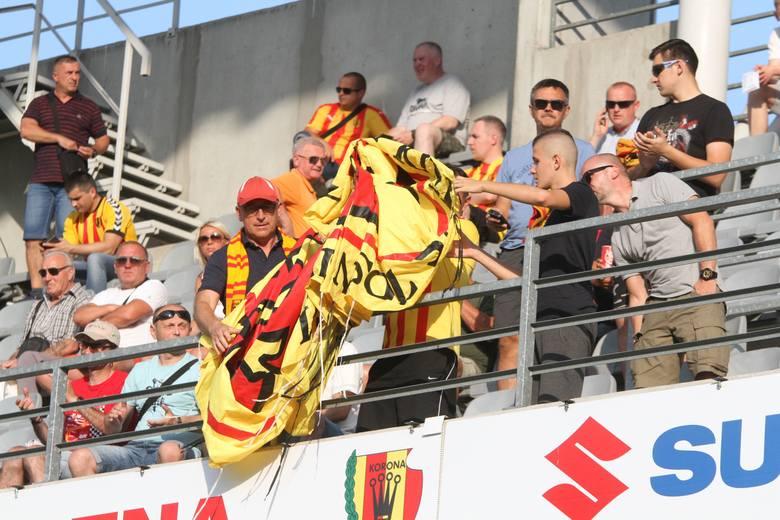 Ponad 850 kibiców będzie dopingować Koronę Kielce w meczu z Górnikiem Zabrze. Jedzie specjalny pociąg [ZDJĘCIA]