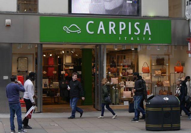 dff0dcac Tych sklepów we Wrocławiu jeszcze nie było. Będą we Wroclavii. Carpisa –  włoski sklep oferujący torby i portfele. Torebki kosztują od 150 do 200 zł