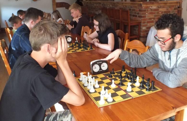 Cykl imprez w ramach Dni Wąbrzeźna 2018 otworzył turniej szachowy dla  dzieci i młodzieży w Wąbrzeskim Domu Kultury. Udział w rozgrywkach wzięło ośmioro