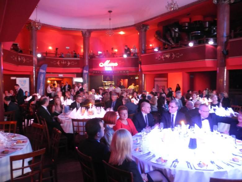 O godz. 20 w Teatrze Variete Muza w Koszalinie rozpoczęła się Wielka Gala Sportu. To oficjalne zwieńczenie naszego plebiscytu na Sportowy Sukces 2014