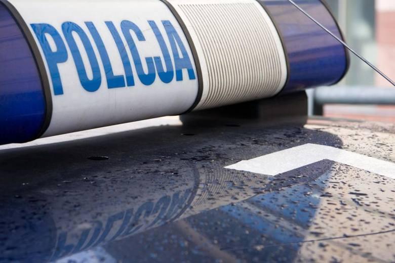 Nagłowice. Policjanci szukają tego, kto ukradł pełny portfel