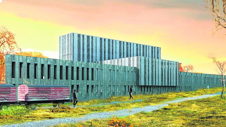 Muzeum Pamięci Sybiru ma powstać w jednym z dawnych magazynów wojskowych przy ul. Węglowej. Są już wizualizacje. Ale na realizację inwestycji z rozmachem