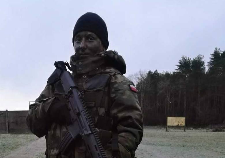 Wojsko to prawdziwy żywioł Aleksandry Najmrodzkiej, szeregowej z grójeckiego batalionu lekkiej piechoty.