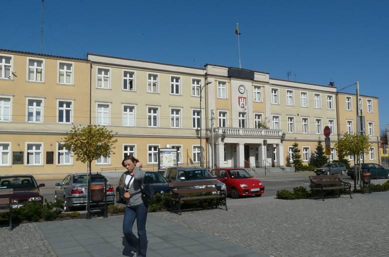 Na budynku zgierskiego ratusza zostanie wyświetlona biało-czerwona flaga