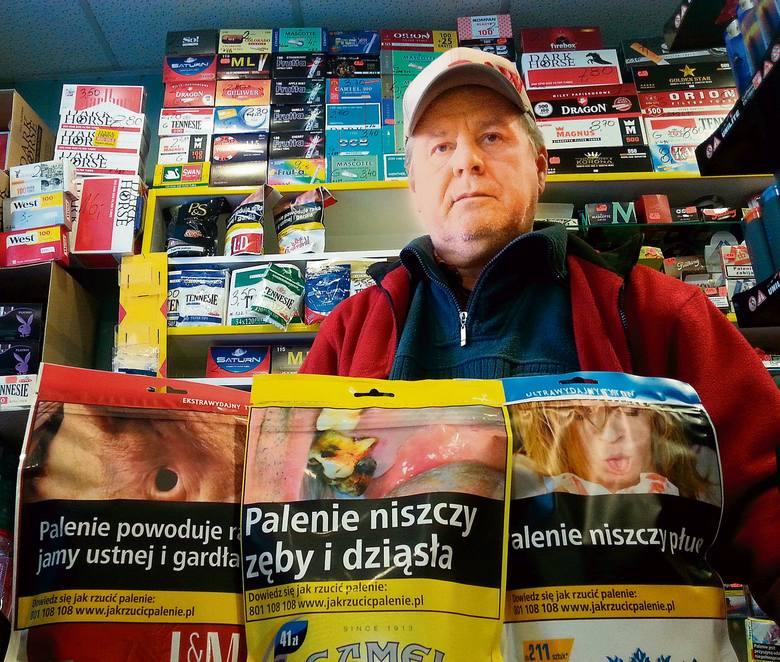 Przegrana wojna o papierosy