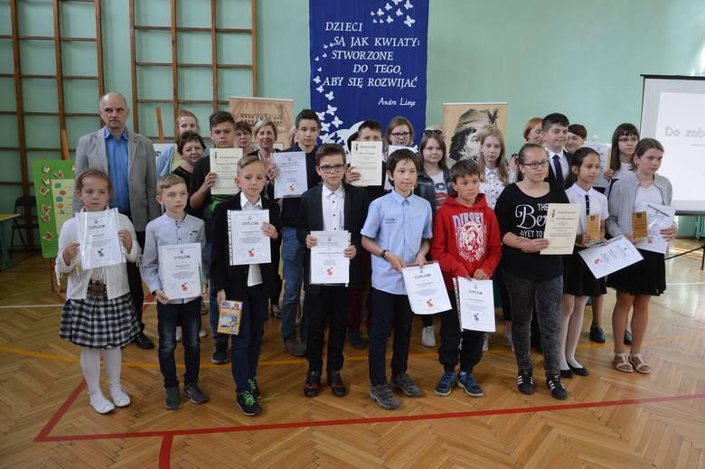 Poznaliśmy najlepszych w Skierniewicach matematyków i znawców ortografii [ZDJĘCIA]